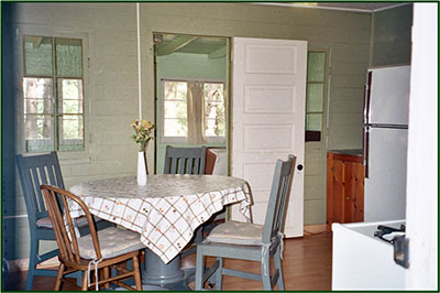 Cabin 2: Kitchen