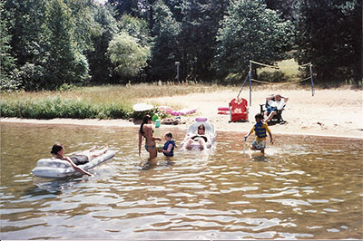 Pinedale Swimming