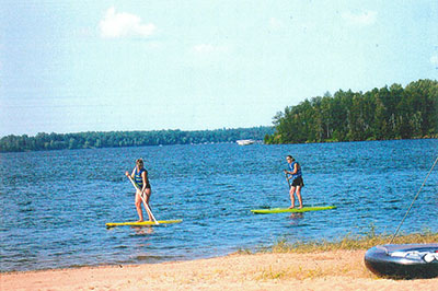 Pinedale Beach Paddle Boards