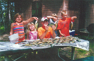 Pinedale Youth Fishing